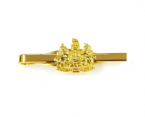 RN Warrant Officer Tie Bar